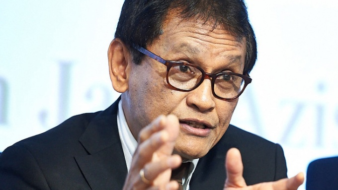 Professor Iwan Azis, University of Indonesia